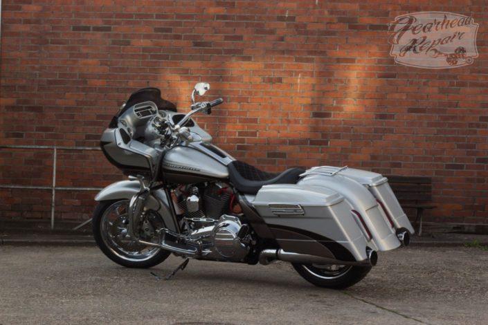 Gearhead Repair Harley Davidson Performance Bildergalerie CVO Road Glide