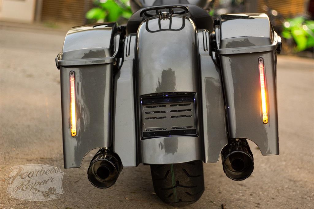 Gearhead Repair Harley Davidson Performance Bildergalerie Street Glide